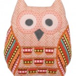 Applique Owl by Janome UK